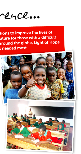 Light of Hope Introduction